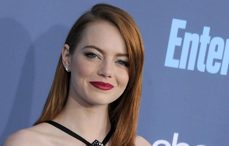 Emma Stone Just Called Out Instagram B.S. In a Totally ... Emma Stone Instagram