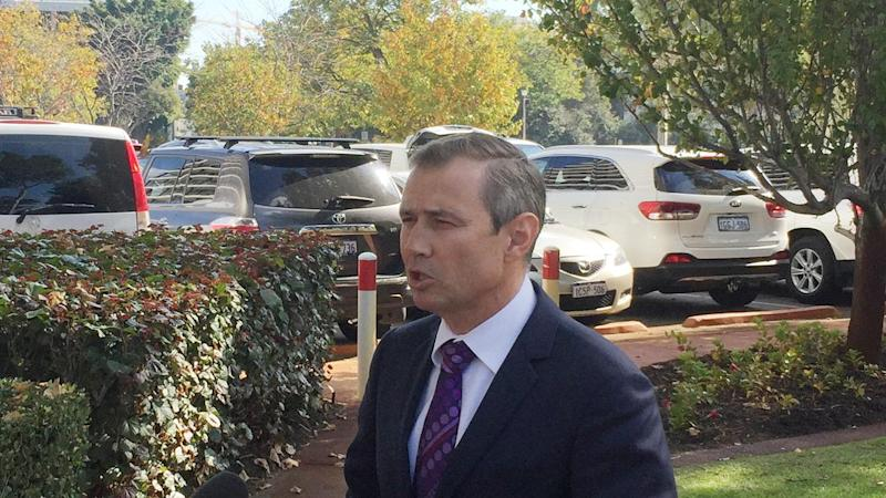 WA health minister Roger Cook says cancelling elective surgeries would be a last resort