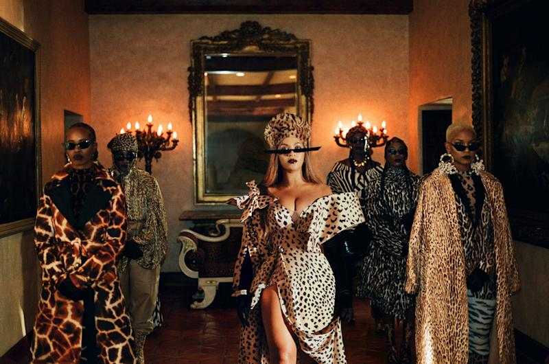 """MOOD 4 EVA"" served as a celebration of Black luxury and opulence."