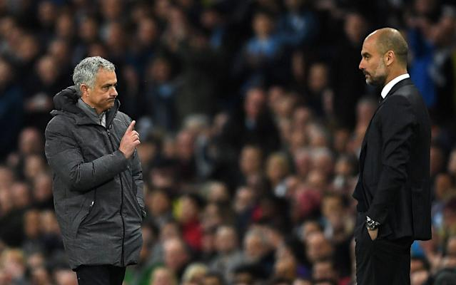Derby of imperfections sums up Pep Guardiola and Jose Mourinho's 'if only' seasons