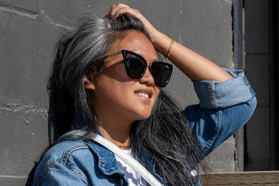 If You Suddenly Have a Ton of Gray Hair, You're Not Alone
