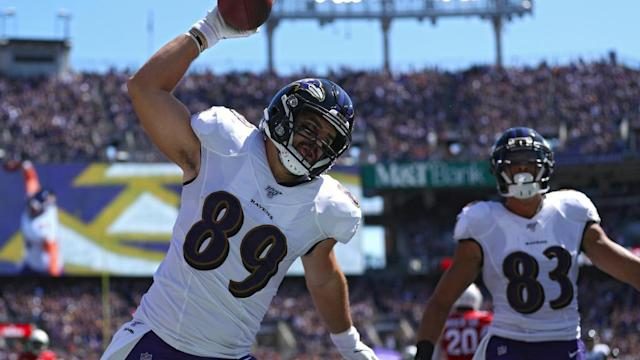 Ravens stay put in USA TODAY Sports' power rankings following Week 2
