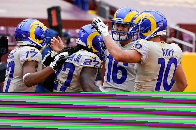 McVay, Goff want to continue Rams' knack for fast starts