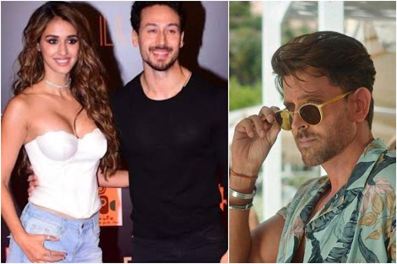 Tiger Shroff Recreates Hrithik Roshan's Ghungroo, Disha Patani Goes 'Wow'