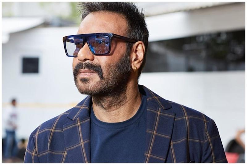 Ajay Devgn Shares Caricature Video Thanking Fans For B'Day Wishes, Asks Them To Stay Home