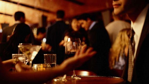 PHOTO: A crowded bar. (STOCK PHOTO/Getty Images)