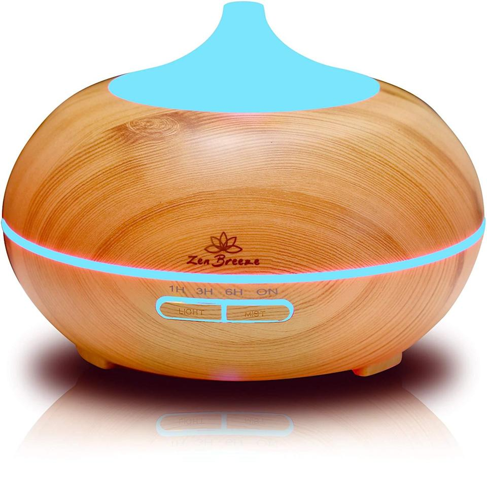 best gifts for wife 2021 - essential oil diffuser