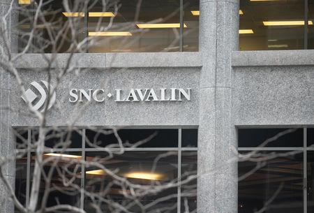 The SNC-Lavalin Group Inc., headquarters seen in Montreal, Quebec, Canada, February 12, 2019.  REUTERS/Christinne Muschi