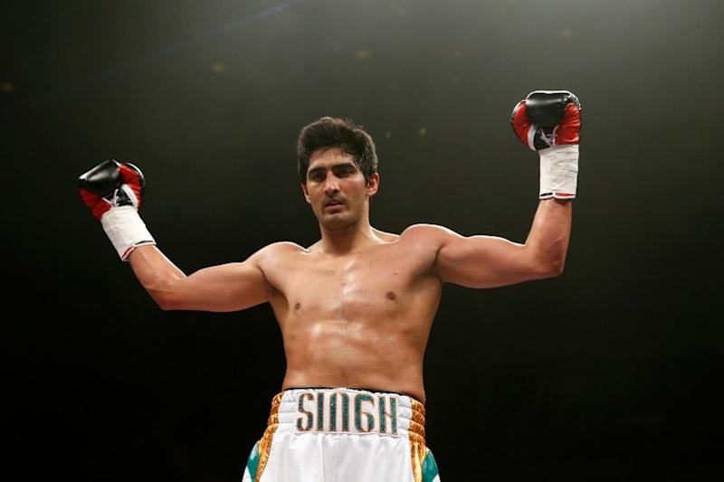 With Promoter Top Rank Restarting Action in US, Vijender Singh Eyeing Pro Bout Soon