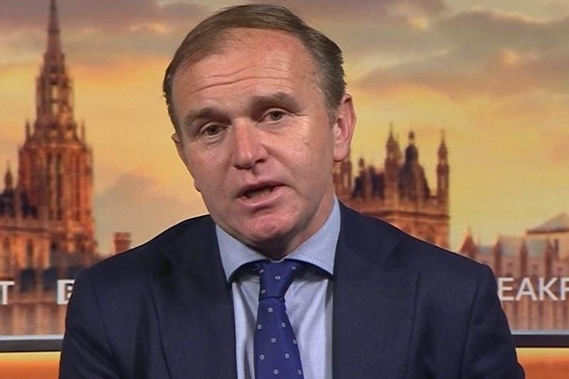 George Eustice on the media rounds this morning (BBC Breakfast)