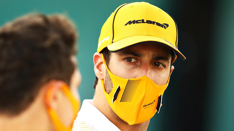 Daniel Ricciardo's move to McLaren could set him up for a world championship run, former F1 driver Martin Brundle says. (Photo by Mark Thompson/Getty Images)