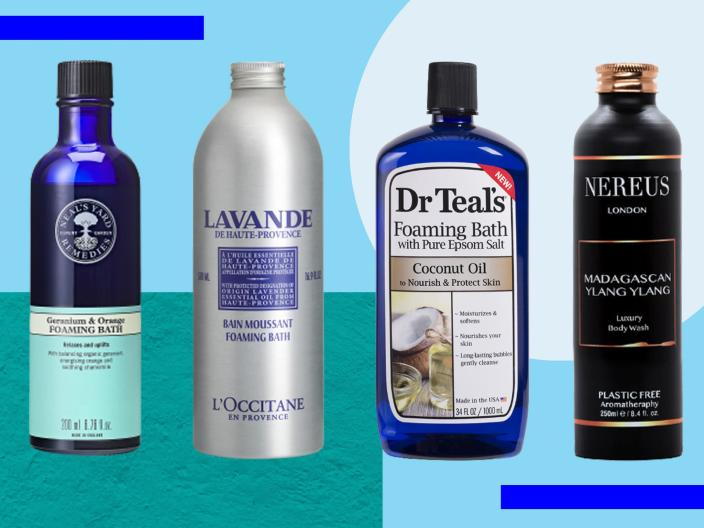 <p>Choose from cruelty-free, eco-friendly and soap-free options for bathers with sensitive skin </p> (iStock/The Independent )