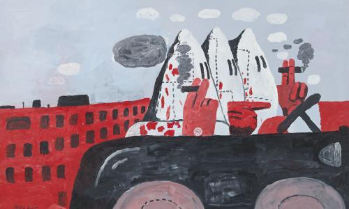 Philip Guston's KKK images force us to stare evil in the face – we need art like this