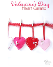 """<p>Garlands are a simple way to add a touch of holiday pizazz to an otherwise undecorated space. Hang this one on any wall in your home and the space will be ready for Cupid's arrival. </p><p><em><a href=""""https://www.realcoake.com/felt-valentines-day-garland/"""" rel=""""nofollow noopener"""" target=""""_blank"""" data-ylk=""""slk:Get the tutorial at The Real Thing With the Coake Family »"""" class=""""link rapid-noclick-resp"""">Get the tutorial at The Real Thing With the Coake Family »</a></em></p>"""