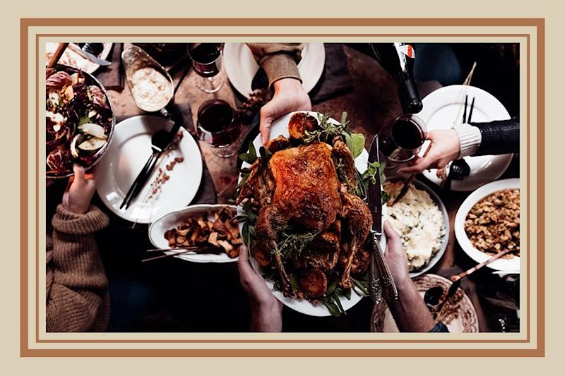 Friendsgiving has become my favorite way to celebrate the holiday as a young mom
