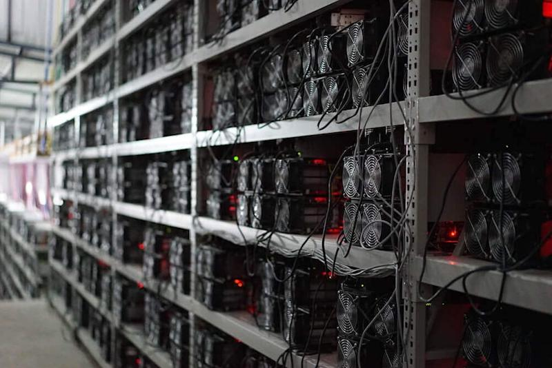 Is cryptocurrency mining decentralised?