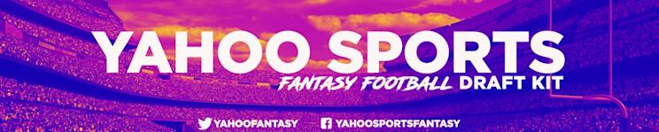 Get ready for your Fantasy Football draft.