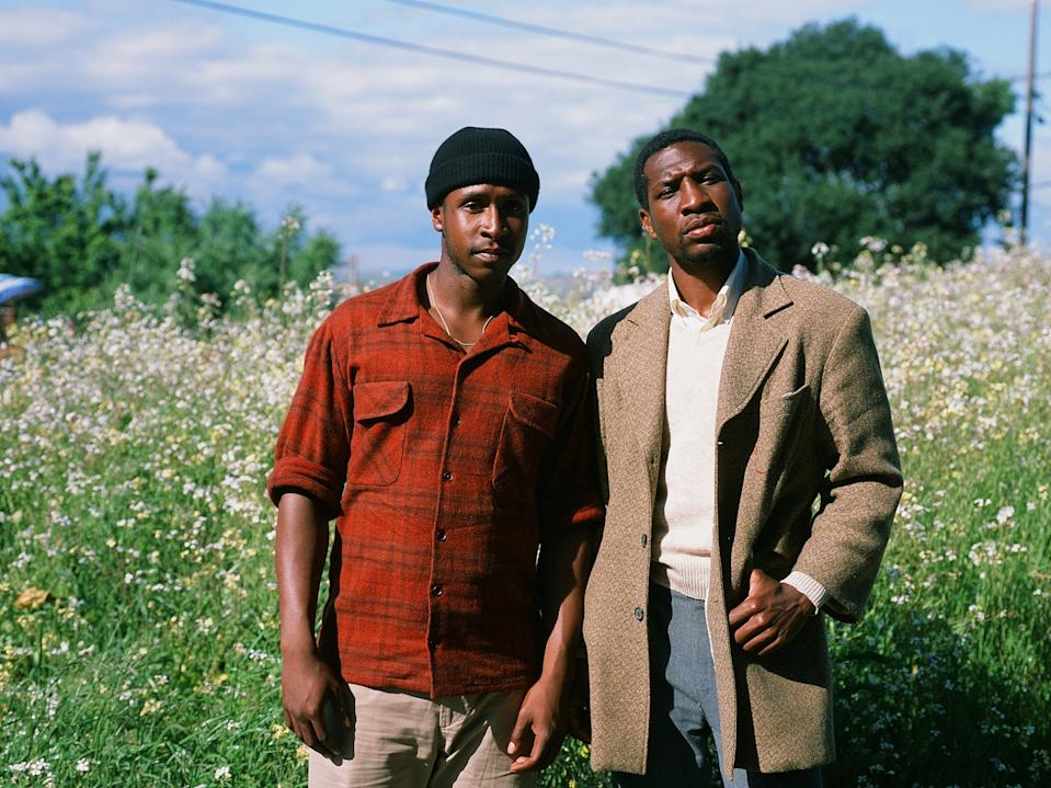 """Jonathan Majors and Jimmie Fails costar in """"The Last Black Man in San Francisco."""""""
