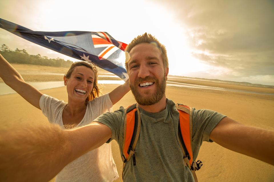 The Australia Day long weekend will have a lot of us wishing for all weekends to be this long. Image: Getty