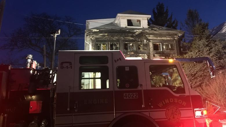 'It makes me want to cry,' says owner of Windsor home gutted by $200K blaze