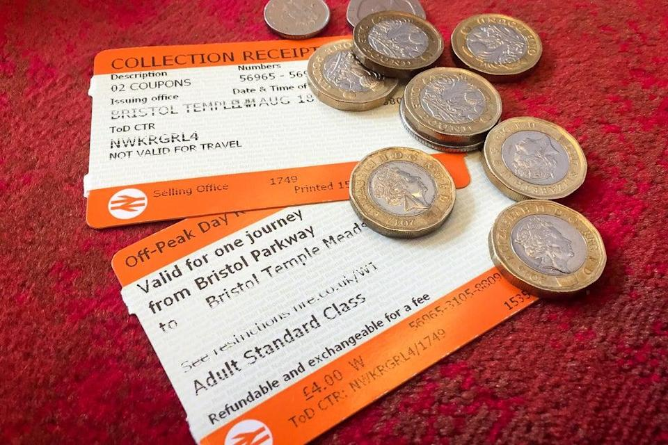 Rail passengers will get an indication on Wednesday of how much ticket prices may rise, amid calls for fares to be frozen (Ben Birchall/PA) (PA Archive)