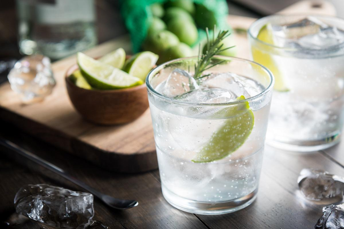 "<p>The faithful <a href=""https://www.thedailymeal.com/best-recipes/gin-and-tonic?referrer=yahoo&category=beauty_food&include_utm=1&utm_medium=referral&utm_source=yahoo&utm_campaign=feed"">gin and tonic</a> was introduced by the British East India Company's military arm during the 19th century in India, where many had become infected with malaria. As a preventative measure, people drank tonic water, which is made with quinine, an anti-malaria medication. No one liked the bitter taste though, so British officers added gin to make it more palatable. Thus, the G&T was born.</p>"