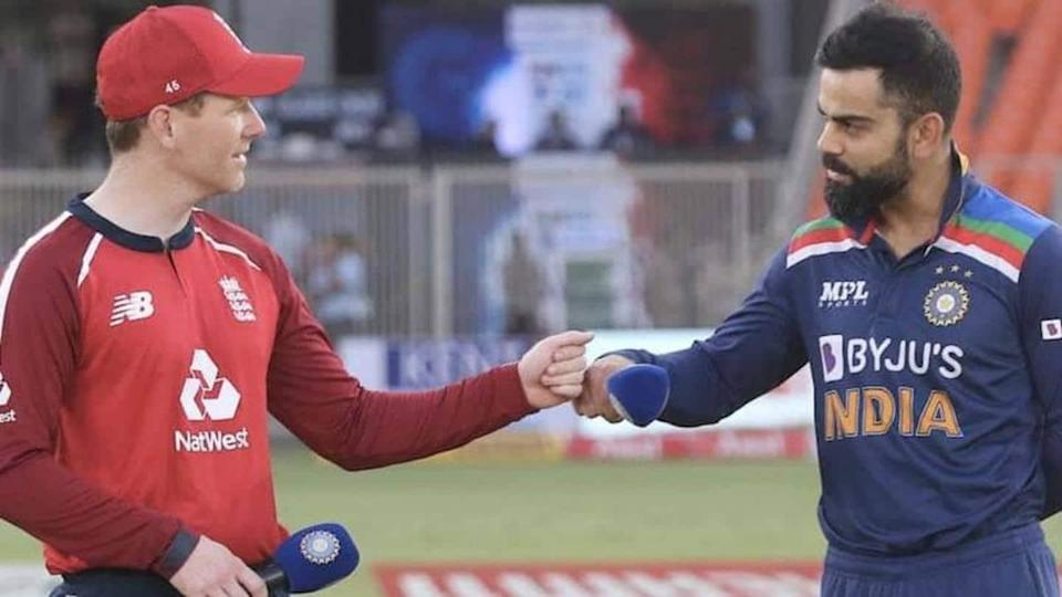India vs England, 5th T20I: England elect to field