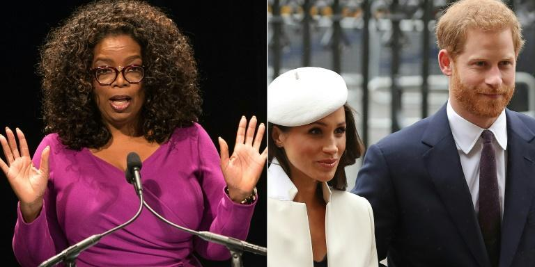 Prince Harry and Meghan Markle are set to open up in a much-hyped interview with their neighbor Oprah Winfrey