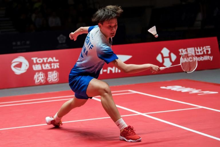 China's Chen Yufei also roared back from a game down to defeat Taiwan's Tai Tzu-ying