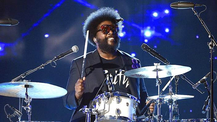Questlove originally set up Okayplayer to promote The Roots. The name even appeared on their album Things Fall Apart before the site had been programmed