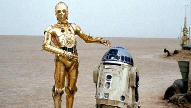 C-3PO and R2-D2 in 'Star Wars' (Photo: Lucasfilm)