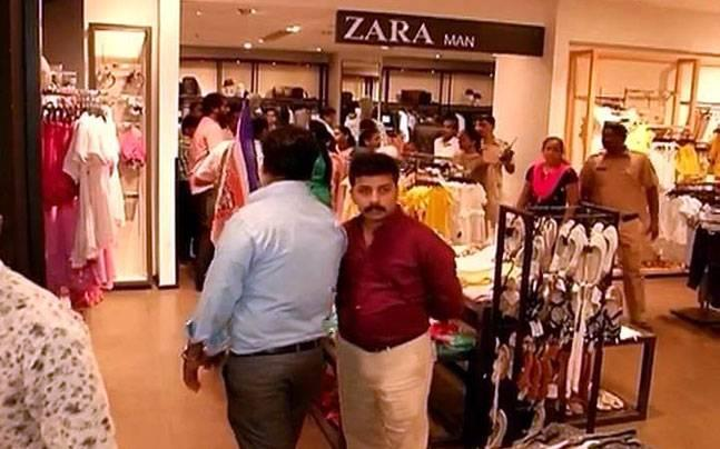 Kulbhushan Jadhav row: MNS workers attack Zara's showroom for selling Pakistani clothes
