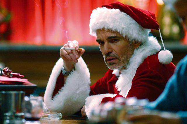 "<strong><em><h3>Bad Santa</h3></em><h3>, 2003</h3></strong><h3><br></h3><br>Bernie Mac and John Ritter in the same film? Hold. It. Together. And, maybe watch this one after the kids have gone to bed.<br><br><strong>Watch On: </strong>HBO Go<span class=""copyright"">Photo: Courtesy Miramax Films.</span>"