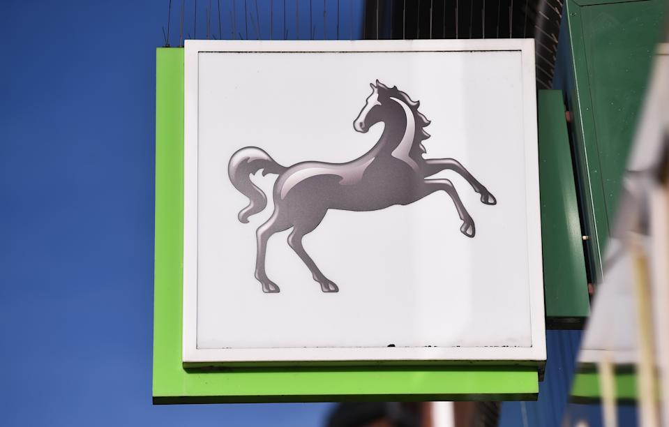 Lloyds Bank had set aside £4.2bn in 2020 to cover an expected spike in bad loans. Photo: Nathan Stirk/Getty Images