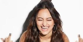 Keeping it real: Sonakshi Sinha sends out a strong message 'sealed with a kiss' to haters