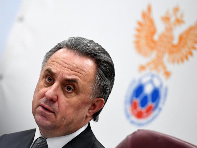 Mutko is worried by the low sales (Getty)