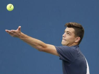 Auckland Classic: Taylor Fritz holds nerve to beat top seed John Isner; David Ferrer retires due to calf injury