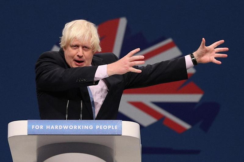 Family divisions: Mr Johnson was a key member of the leave campaign (Getty Images)