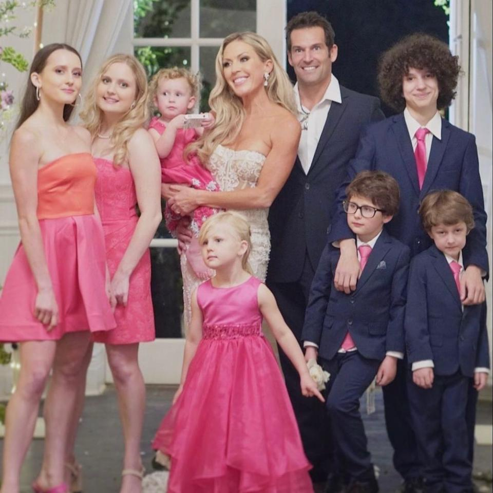 The couple shares seven children together and have no plans of splitting up. Photo: Bravo