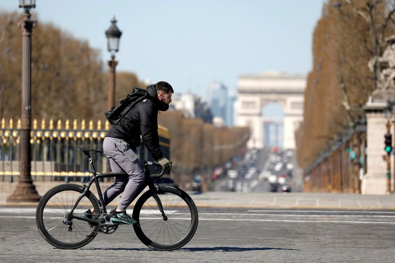 France to pay 50 euros per person for bike repairs to boost cycling post-lockdown
