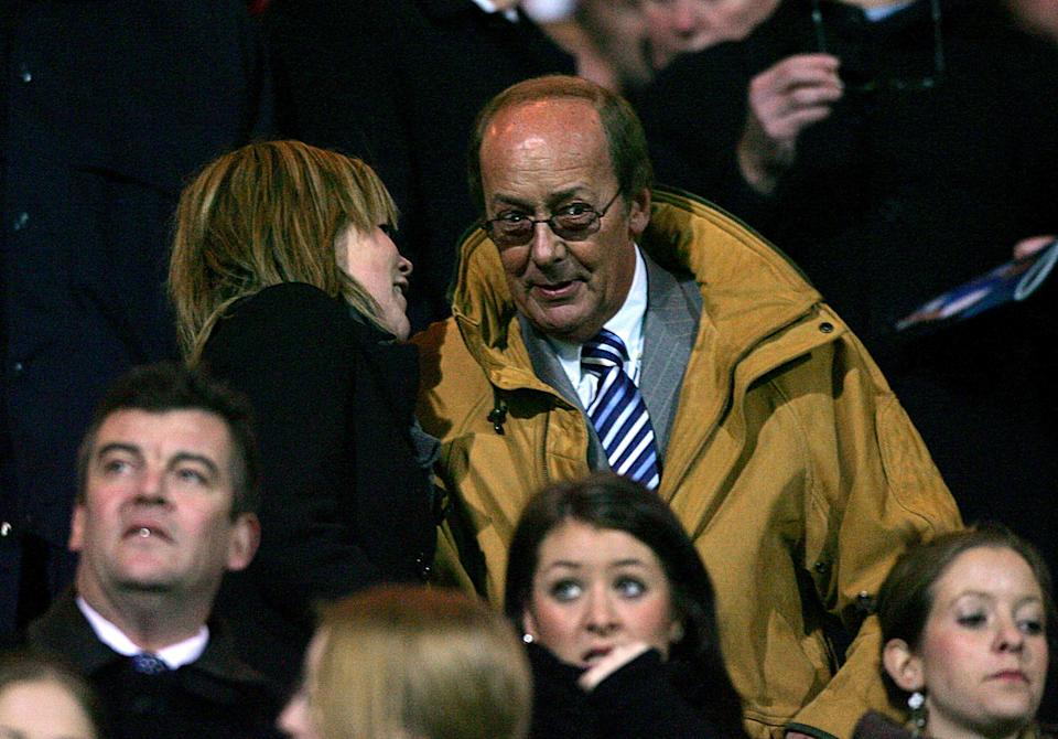 Portsmouth Director and TV Personality Fred Dinenage