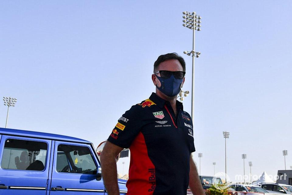 "Christian Horner, Prinsipal Tim, Red Bull Racing<span class=""copyright"">Mark Sutton / Motorsport Images</span>"