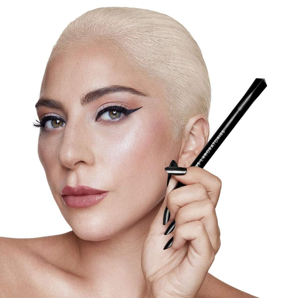 <p>Beauty editors can't get enough of this <span>Haus Laboratories by Lady Gaga: Liquid Eye-Lie-Ner</span> ($20).</p>