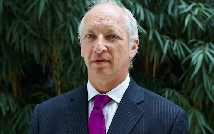 Nigel Boardman was a senior corporate partner at City law firm Slaughter and May until his retirement in 2019 - Micha Theiner/Eyevine