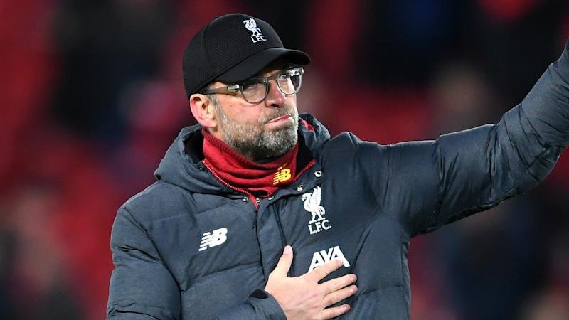 'I wanted to speak to my wife but I couldn't stop crying' – Klopp on emotional Premier League title win