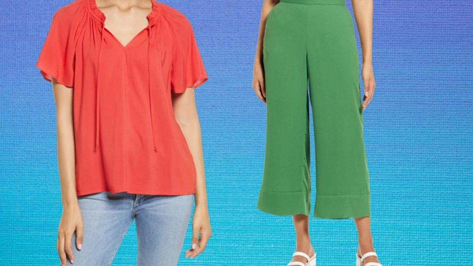 Nordstrom work outfits