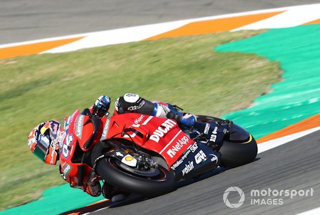 """Andrea Dovizioso, Ducati Team <span class=""""copyright"""">Gold and Goose / Motorsport Images</span>"""