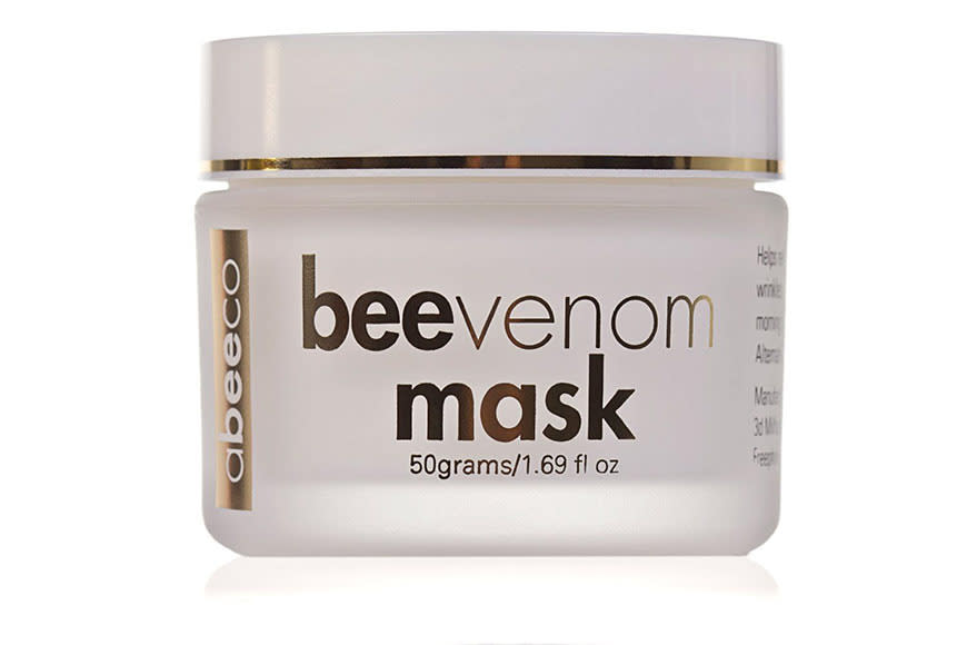 Bee venom was the secret behind Kate Middleton's wedding day glow. The treatment was recommended to the Duchess of Cambridge by her stepmother-in-law Camilla, who swears by the product. Try  Abeeco Original Bee Venom Mask, $79, which stimulates the production of collagen and elastin, which creates a tightening and smoothing effect.