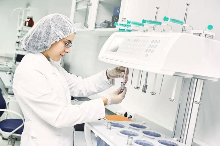 drug factory, researcher,