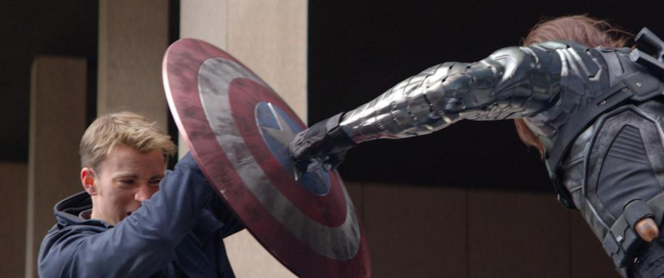 <p>Captain America's second solo outing marked the moment that Marvel Studios' came of age, delivering the most grown up MCU movie to date. Now incorporating the Winter Soldier – aka Cap's one-time WWII ally Bucky Barnes (Sebastian Stan) – into the fray, The Winter Soldier also marked the Russo Brothers' first directorial affiliation with Marvel, in what comes across as a politically-laced action-drama. </p>